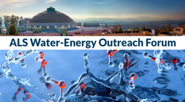 Forum Reinforces ALS Links to Water-Energy Nexus